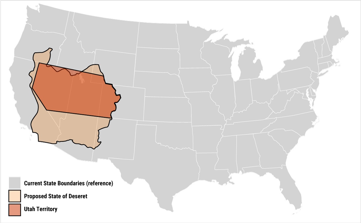 The Failed State of Deseret