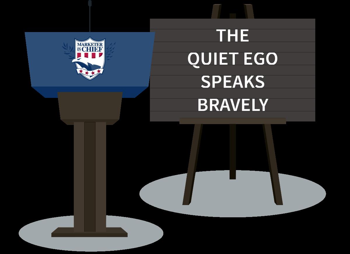 Ulysses S Grant - The Quiet Ego Speaks Bravely