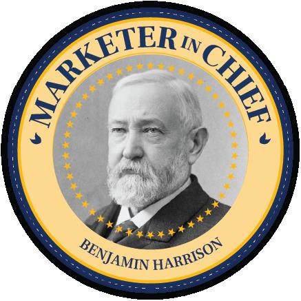 The Paradox of Success – Benjamin Harrison