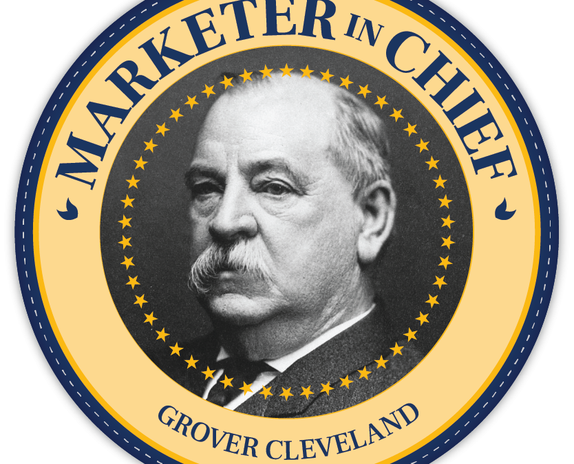 Data is the New Company Town – Grover Cleveland